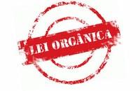 Anteprojeto de emenda a Lei Orgânica
