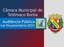 Audiência Pública - Lei Orçamentária 2021