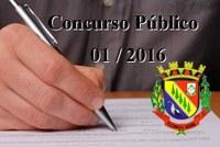 Concurso Público 01/2016