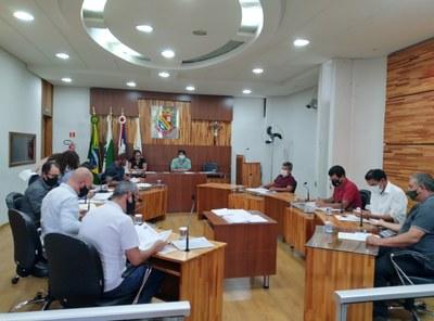 9ª Sessão Ordinária de 2021
