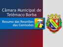 Resumo Semanal das Reuniões das Comissões (08 a 12 de fevereiro)
