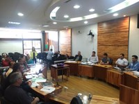 Reunião da LDO - Lei de Diretrizes Orçamentárias